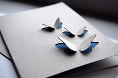 Papercut card by Ruby Wren Designs by all things paper, via Flickr