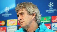 Man City's Manuel Pellegrini open to Serie A job amid AC Milan talk