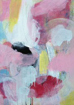 "Saatchi Online Artist: Cristina B; Acrylic, 2012, Painting ""Uncertainty"""