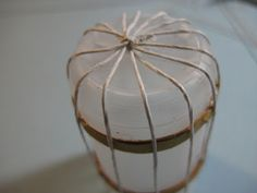 HELLO EVERYONE!  It was Very Encouraging to have so many people interested in my last post as to how I made the Shabby Faux Birdcages. ...