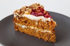 Spiced Carrot Cake - Fűszeres Répatorta Krispie Treats, Rice Krispies, Carrot Spice Cake, Tiramisu, Spices, Ethnic Recipes, Food, Spice, Essen