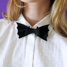 bat bow * Noeud chauve-souris