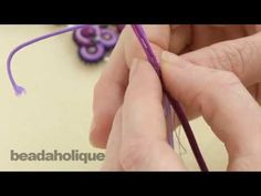 This soutache jewelry tutorial shows how to make a soutache necklace and is an advanced bead embroidery project. Soutache is a very interesting technique. Bead Embroidery Jewelry, Soutache Jewelry, Beaded Embroidery, Beaded Jewelry, Beading Techniques, Beading Tutorials, Beading Patterns, Shibori, Soutache Tutorial