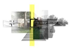 Architectural collage nilay karakoy nils ole lund the house in the cliff in collage architecture pg architecture collage house lund nils ole Zaha Hadid Architecture, Le Corbusier Architecture, Collage Architecture, Architecture Baroque, Masterplan Architecture, Architecture Drawing Plan, Bauhaus Architecture, Hospital Architecture, Conceptual Architecture