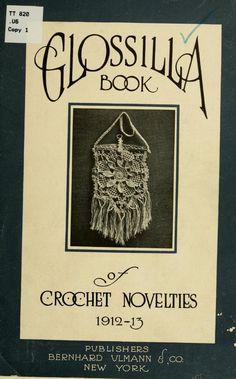 The Glossilla Book of Crochet Novelties