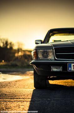 Eyewash. In a good way. The Mercedes-Benz 450 SLC... - Mercedes-Benz
