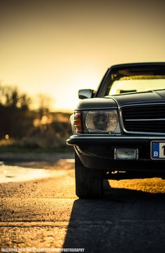 Eyewash. In a good way. The Mercedes-Benz 450 SLC... - Mercedes-Benz