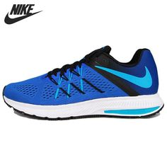104.52$  Buy here - http://aliduc.worldwells.pw/go.php?t=32739139412 - Original New Arrival  NIKE  ZOOM WINFLO 3  Men's Running Shoes Sneakers  104.52$