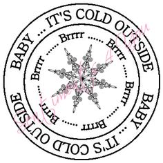 Baby it's cold outside