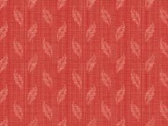 Brunschwig & Fils LAUREL FIGURED WOVEN CARDINAL BR-89475.170 - Brunschwig & Fils - Bethpage, NY, BR-89475.170,Wyzenbeek Cotton Duck - 30,000 Double Rubs,Brunschwig & Fils,Jacquards,Red/Burgundy,Red,Up The Bolt,USA,Botanical/Foliage,Upholstery,Yes,Brunschwig & Fils,No,Necessities: Poppy,LAUREL FIGURED WOVEN CARDINAL