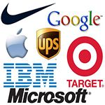 25 Popular Company Logos Then And Now