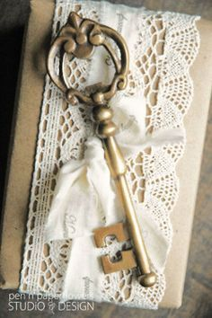 Fabulous Find: Castle Key Bottle Opener I absolutely love when a product is beautiful, functional, well-made and unique. This gorgeous Castle Key from Anthropologie is all of those things. Under Lock And Key, Key Lock, Key Key, Antique Keys, Vintage Keys, Antique Lace, Knobs And Knockers, Door Knobs, Cles Antiques