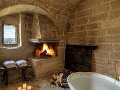 Bathroom in Winterfell