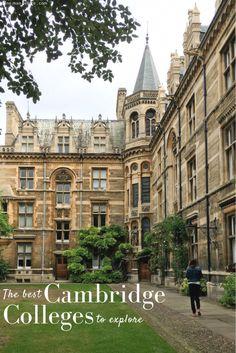 University of Cambridge, England | The Best Colleges to Explore in Cambridge