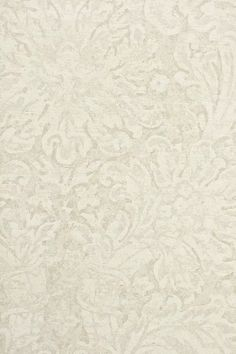 Faded Damask Wallpaper Faded Damask Wallpaper in Linen and Ivory