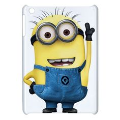 Despicable Me Minions iPad Mini Hardshell Case Cover | bestiphone5caseshop - Accessories on ArtFire