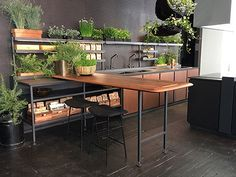 Patricia Urquiola designs a contemporary, eco-friendly kitchen for Boffi