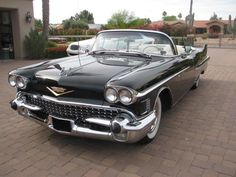 SOLD >1958 Cadillac Convertible Restored Show Winner<SOLD