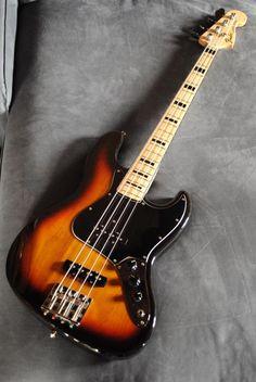 geddy lee | Fender Geddy Lee Jazz Bass - 3-Color Sunburst