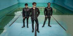 """La banda Chilena de rock alternativo INTRUSO unió fuerzas con líder de la mítica banda penquista """"Emociones Clandestinas"""" YOGUI ALVARADO."""
