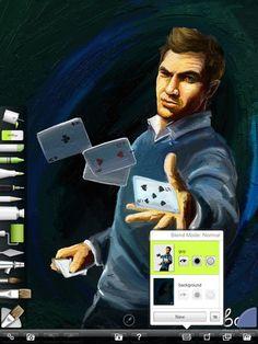 ArtRage, la magia de la pintura disponible en tu iPad
