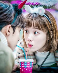 WEIGHTLIFTING FAIRY KIM BOK JO❤️