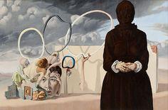 The Dark Figure -- Federico Castellón