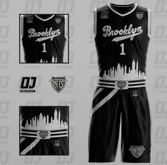 10b5e1b19c2a Take a look at this awesome basketball uniform concept. Design by  ojgrfx  using our