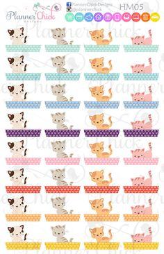 Kitty Litter Stickers
