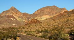 A Road Trip Through Big Bend National Park Take a beautiful drive through one of America's true hidden gems: Big Bend National Park, winding along the Rio Grande in West Texas.