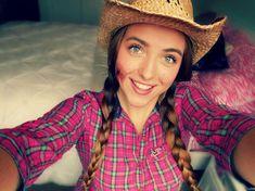 Maquillage et déguisement cowgirl et cowboy, idées pour Halloween