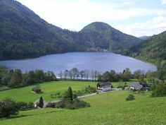 Lunzer See The Gr, Travel Bugs, Salzburg, Summer Activities, Homeland, Golf Courses, Scenery, Swimming, Vacation