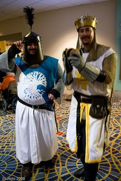 monty python and the holy grail cosplay - Google Search