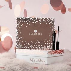GLOSSYBOX Christmas Special Box - L'Atelier Maquillage