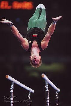 1996 Olympics - Vitaly Scherbo - Belarus by steve-lange