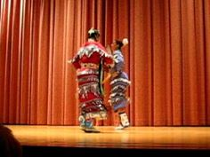 The Jingle Dress Dance is attributed to the Ojibwe Indians of the North Plains region. The dance is performed to heal those who are not well.