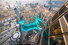 Spektakuläre Hochhaus-Fotos: Die Stadt von oben