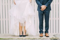 Right at Home: Davis and Michelle's Wedding