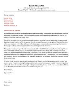 Cover Letter Format Bd Jobs