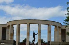 [Normandie] le cimetière militaire américain de Colleville