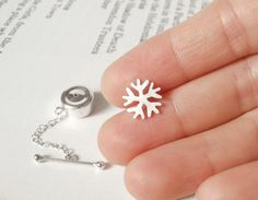 tie tack from the weather forecast collection in sterling silver