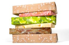 For Burger Lovers: Quirky Cheeseburger-Inspired Wrapping Papers