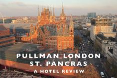 Pullman London St. P