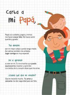 Papá, mi héroe...