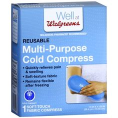 Buy Walgreens Reusable Multi-Purpose Cold Compress with free shipping on orders over $35, low prices & product reviews | drugstore.com