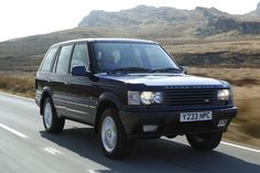 Range Rover 2nd generation (P38A, 1995 – 2002)