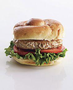 Ruby Tuesday Turkey Burger Recipe