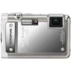 ANDRIA - Olympus Stylus Tough 8010 14MP Digital Camera with 5x Wide Angle Zoom and 2.7 inch LCD (Silver) $167.00