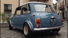 Innocenti Mini Cooper. Love the original Mini's.