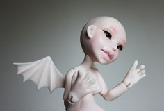 Lillie, BJD for LDoll exhibition